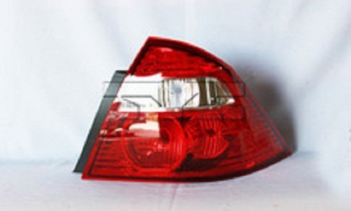 TYC 11-6146-01-1 Compatible with Ford Lincoln Town Car Left Replacement Tail Lamp