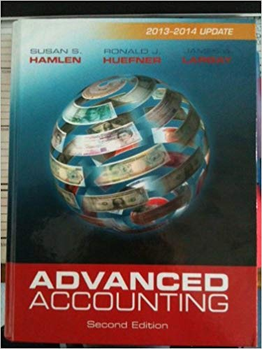 ADVANCED ACCOUNTING-W/ACCESS