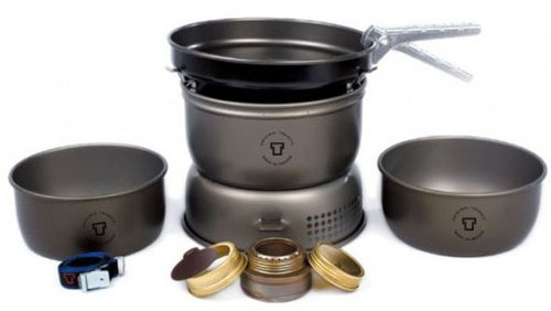 Trangia 25-3 Ultralight Hard Anodized Stove ()