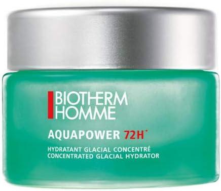 Biotherm Homme Aquapower 72H Hidratante Glacial Concentré 50 ml