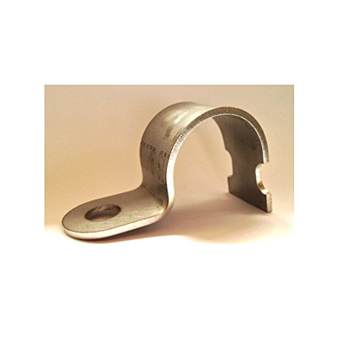 Quick-fix Stainless steel clamp (25mm NB 34mm OD) for use with Unistrut / Oglaend channels Pack Size : 1