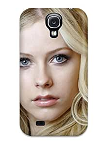 For Matt L Morrow Galaxy Protective Case, High Quality For Galaxy S4 Celebrity Avril Lavigne Skin YY-ONE