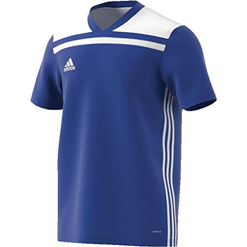 Regista blu bianco Adidas Jersey Blu Maglietta Uomo 18 4wAY0Axd
