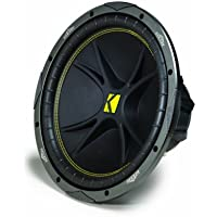 Kicker Comp 07C124 12-Inch 4-Ohm Subwoofer