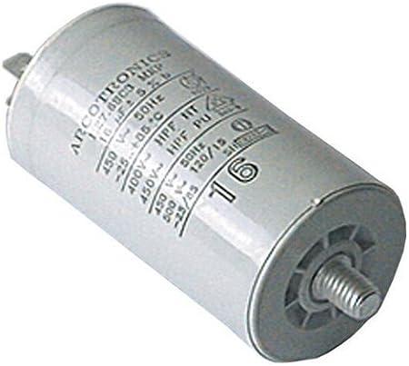 16//µF 450/V Condensateur universel par Home Parts ltd 500/V 400/V