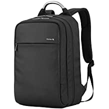 Hanke Laptop Backpack for Men Women Expandable Business Travel RFID Blocking Sleeve Backpack Water Resistant College School Computer Bag Backpack for Men Women fit 15.6 Inch Laptop