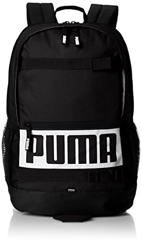 Backpack Puma Puma Black Puma Deck Backpack Puma Black Deck aa0qnrEO