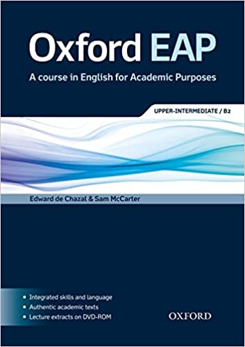 Oxford EAP: Upper-Intermediate / B2: A Course in English for