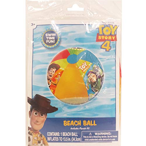 Beach ball licensed (Pack of 36) Disney Assorted Party Flavor Party Gift 13.5'' by Beach ball licensed (Image #1)