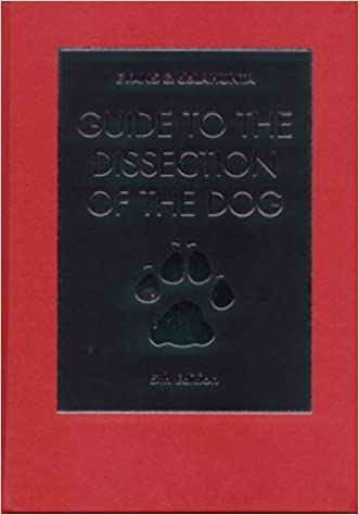 Guide to the Dissection of the Dog, 5e