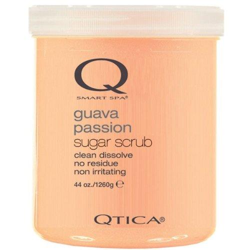 Qtica Smart Spa Sugar Scrub Guava Passion 44 oz