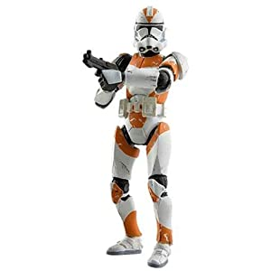 Star Wars – The Saga Basic Figure – Clone Trooper