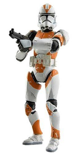 Wars Wars Clone Star Figures (Star Wars - The Saga Basic Figure - Clone Trooper)