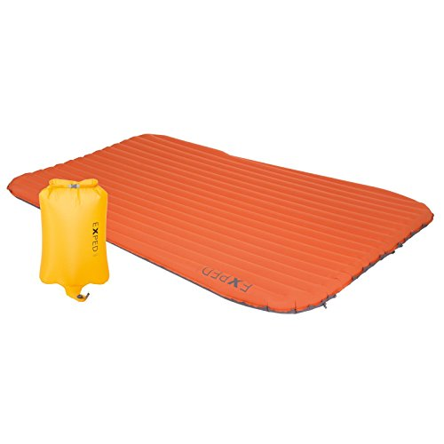 (Exped SynMat Duo Sleeping Pad, Terracotta, Long)