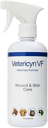 Vetericyn blessure /& Soins de la peau