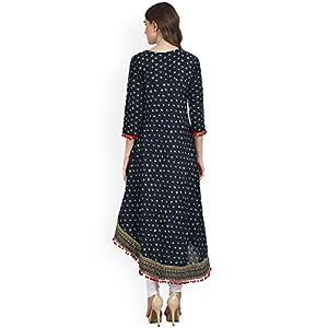 Amayra Women's Cotton Anarkali Kurti