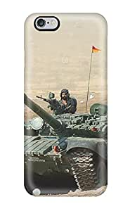 Waterdrop Snap-on Pakistan Armys Case For iphone 6 plus
