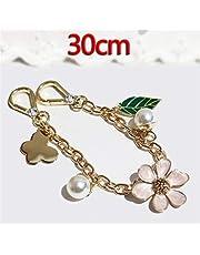 Fashionable Personality Handbags Short Fashion Decoration Chains (Color : 30cm)