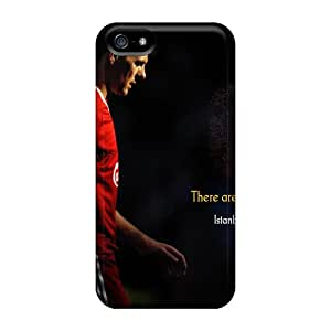 Hot Eto599vsfW Case Cover Protector For Iphone 5/5s- Liverpool Famous Fc Of England