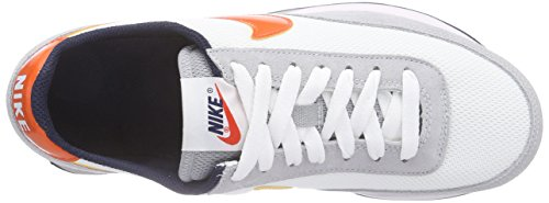 Summit Boys' Orange Elite Weiß 103 Shoes Team Wolf Running Obsidian Nike White Grey Gs gFTWzYqq