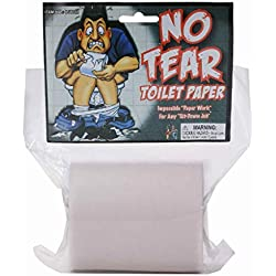 Party Kate Brid Bachelor Party No Tear Toilet Paper Look Feel Real Trick Party Joke Prank Prop for Halloween Hen Stage Weding Party Novelty