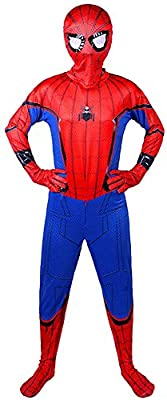 Niño Spiderman Traje, Homecoming Disfraz Halloween Carnaval ...