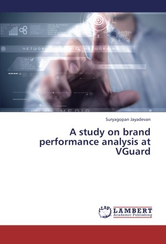 A study on brand performance analysis at VGuard ebook