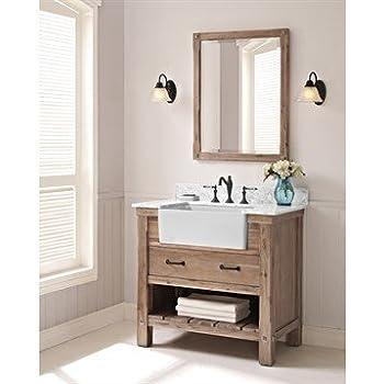 Fairmont Designs 1507 Fv36 Napa 36 Farmhouse Vanity Base Cabinet