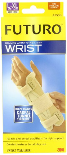 Futuro Deluxe Wrist Stabilizer Extra Large