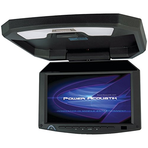 Power Acoustik PT90CMBK 9-Inch LCD Ceiling Mount Monitor