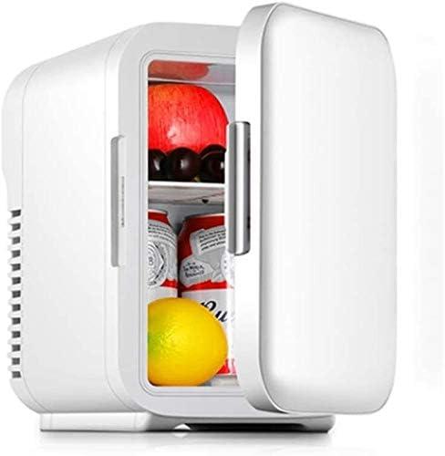 Maelth-ztj 5リットルのミニ冷蔵庫小型寮小型カー冷蔵庫カーホームデュアルユース小型冷蔵庫