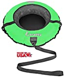 Bradley Kid's Snow Tube with 42' Cover and Leash Green -Used