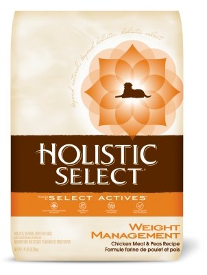 WELLPET LLC MISHAWAKA - HOLISTIC WEIGHT MANAGEMENT 14 LB