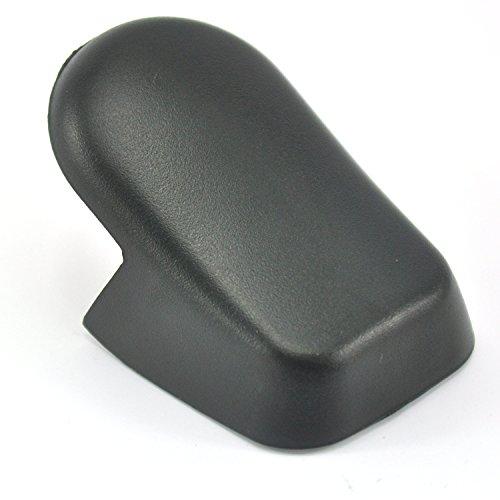 QUWEI Rear Hatch Window Wiper Kits Switch Cap Nut Cover Fit For 2004-2010 Porsche Cayenne 95562832002 95562832000 ()
