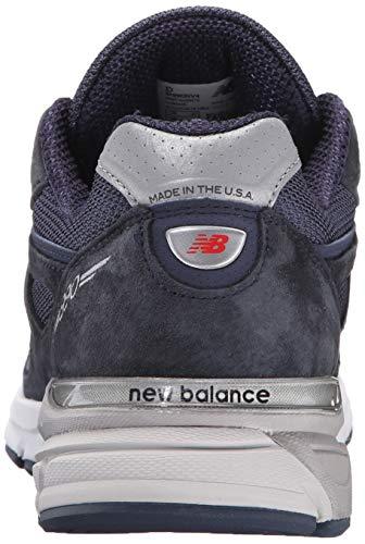 Navy New M990 Uomo d bk4 Balance Blu Sneaker xCwUp4qx
