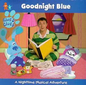 Goodnight Blue -  A Nighttime Musical Adventure by Rhino