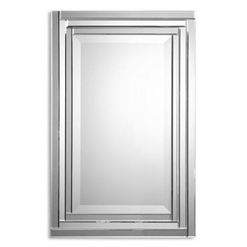 Uttermost 'Alanna' Frameless Vanity Mirror, Size One Size -
