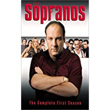 The Sopranos - The Complete First Season [VHS] (1999)