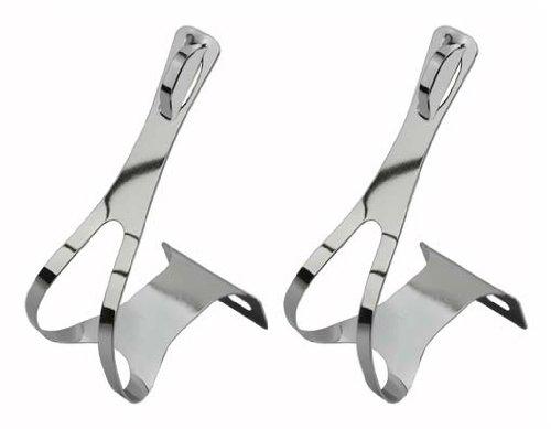Toe Clip 311 Chrome. pedal clip, bicycle pedal clip, bicycle part, bike part, bike accessory, bicycle part
