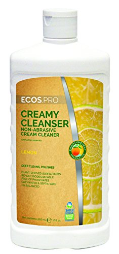 (ECOS PRO PL9701/6 Creamy Cleanser (Pack of 6))