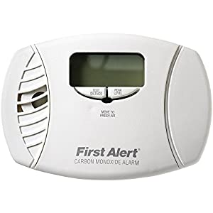 FIRST ALERT Carbon Monoxide Plug-In Alarm (Battery Backup & Digital Display) CO615 CO615 29054000712