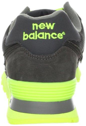 Grey homme New Grey Baskets NBML574KNR gris Gris pour Dark Lime Dark Gris Balance Lime Gris xOfOpqI