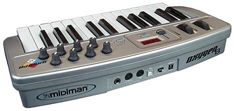 Midiman Oxygen 8 Driver Mac Os X