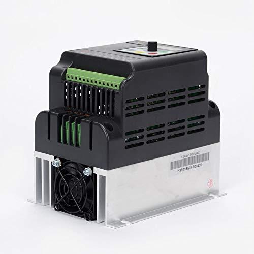 KNOSSOS Converdeitore di frequenza Inverdeer 380V 1.5KW 4.1A - Nero