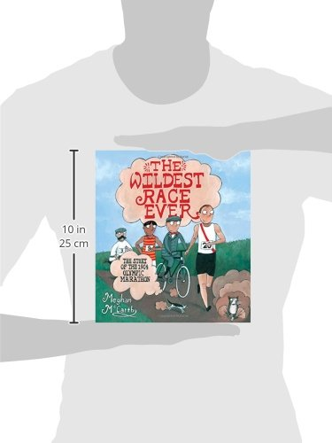 The Wildest Race Ever: The Story of the 1904 Olympic Marathon by Simon & Schuster/Paula Wiseman Books (Image #7)