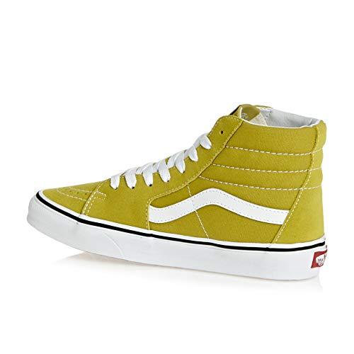 Green Mixte Bottes True White Classiques Vans U hi Sk8 Cress Adulte Uw8Hqp