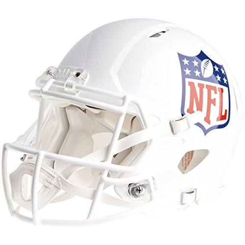 NFL Shield Officially Licensed Speed Authentic Football Helmet by Riddell