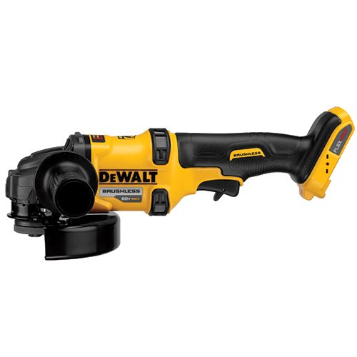 DEWALT DCG414T1 60V MAX 1 Battery FLEXVOLT Grinder with Kickback Brake Kit