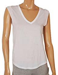 Zadig & Voltaire Brooklyn Strass Womens T-Shirt (SETS7004F)