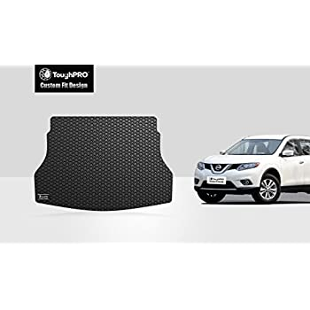 Amazon Com Toughpro Nissan Rogue Cargo Mat All Weather
